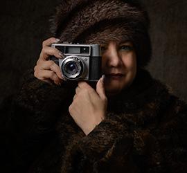 Furry fineart shoot with Paula